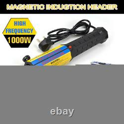 1000W Mini Ductor Magnetic Induction Heater Automotive Flameless Heat Tool Kit