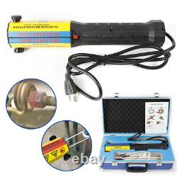 1000W Mini Ductor Magnetic Induction Heater Kit Bolt Remover Flameless Heat Tool