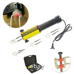 110V 1000W Mini Ductor Magnetic Induction Heater Kit Flameless Heat Tool in USA