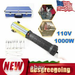 110V Magnetic Induction Heater Kit Mini Ductor Automotive Flameless Heat Tool