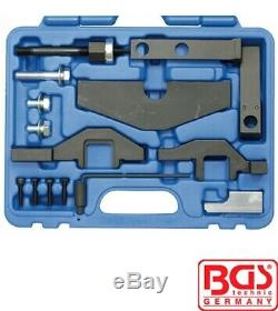 BGS Tools 13 Piece Engine Timing Tool Kit For BMW For Mini 62618