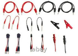 Car Electric Service Kit Circuit Test Lead Repair Tool Wire Cable Plug Probe Pac