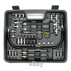 Car Fuel Injector Cleaner Injection Cleaning Tool Kit For Honda Chevy BMW Ford