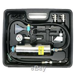 Car Fuel Injector Cleaner Injection Washing Tool Kit clean the fuel system kits