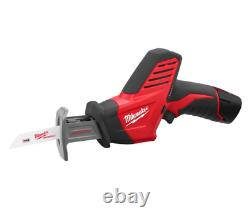 Compact Reciprocating Saw Mini Cordless with Charger Battery Tool Bag Kit