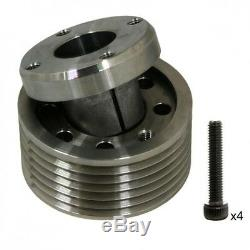 CravenSpeed 15% SC Reduction Pulley Kit with Belt & Tool for 2002-2006 MINI R53