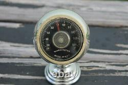 Dash Thermometer Accessory GM Ford Chevy VW hot rat rod