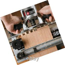 Dovetail Jig Wood Working Machine Porter Cable Mini Template Kit Trimming Tools