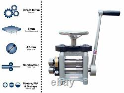 Durston Mini C100E Combination Jeweller's Wire and Sheet Rolling Mill