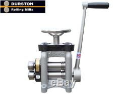 Durston Standard Mini C80 Jeweller's Wire and Sheet Rolling Mill