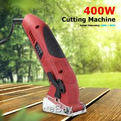 Electric Mini Laser Circular Saw Hand Held Grinder Cutting Tool Kit With 3 Blade