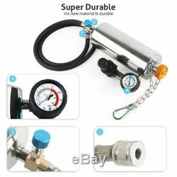 GX-100 Non-Dismantle Car Fuel Injection Cleaner Tool Kit Cleaning Throttle Valve