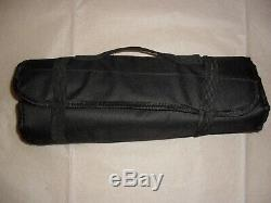 King Dick England Car Tool Kit In Tool Roll- Vintage For Classic Cars Mini Etc