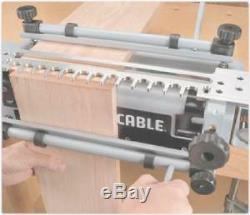 PORTER CABLE 4216 Super Jig Dovetail Jig 4215 4211 4213 With Mini Template Kit