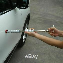 Paintless Dent Removal Repair Dent Puller PDR Tools Push Rods Hail Auto Body Kit