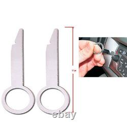 Set Of 36 Car Audio Door Panel Install Moulding Trim Dash Stereo Remove Pry Tool